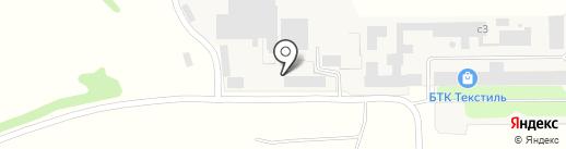 Арталия на карте Киреевска