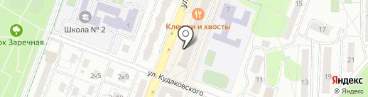 Сеть салонов белорусских кухонь на карте Балашихи