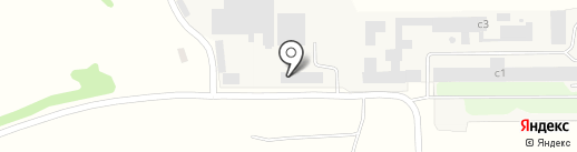 Элтер на карте Киреевска