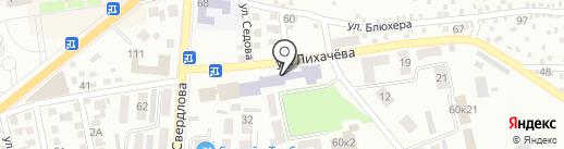 Производственно-торговая компания, СПД Гапоненко А.С. на карте Макеевки