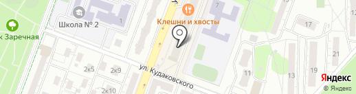YULSUN на карте Балашихи