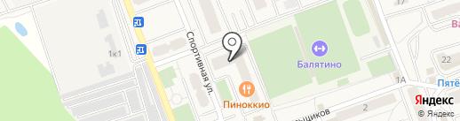 Дом быта на карте Октябрьского