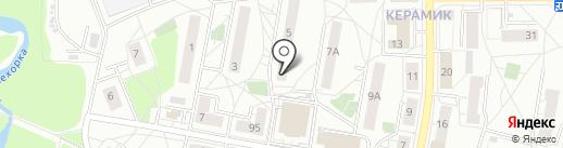 Адвокатский кабинет Журавлева В.В. на карте Балашихи