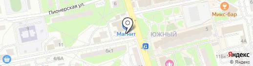 Магазин товаров для детей на карте Балашихи