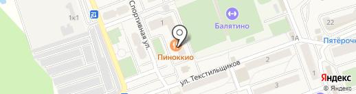 Beer time на карте Октябрьского