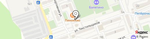 ГорЗдрав на карте Октябрьского