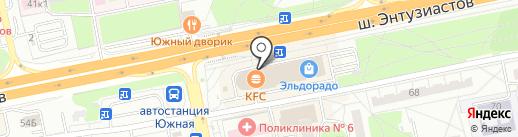 Хит Mobile на карте Балашихи