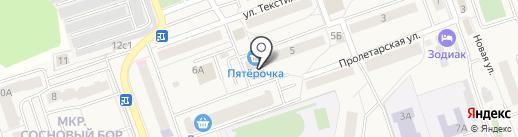 Культурно-досуговый центр на карте Октябрьского
