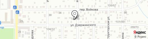 Бухта Пиратов на карте Макеевки