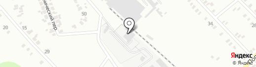 Производственная компания, СПД Величко С.В. на карте Макеевки