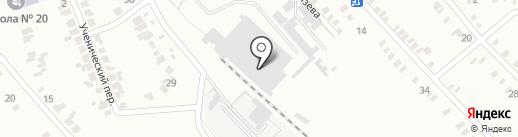 Сандора, производственно-торговая компания на карте Макеевки