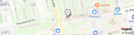 ЗаОдно на карте Балашихи