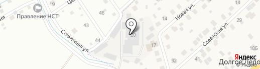 Ильинское 95 на карте Долгого Ледово
