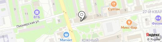 СушиСет на карте Балашихи