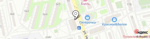 АЛЮМДЕКОР на карте Балашихи