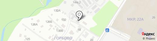 ВИС-М на карте Балашихи