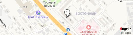 Мои документы на карте Октябрьского
