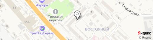 Axonomed на карте Октябрьского