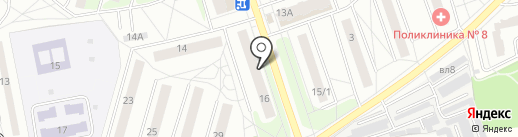 Quinta Tour на карте Балашихи