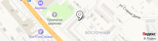 FOTON на карте Октябрьского