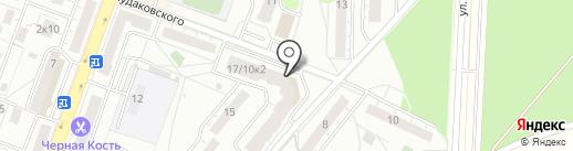 РОЛЛОФФ на карте Балашихи
