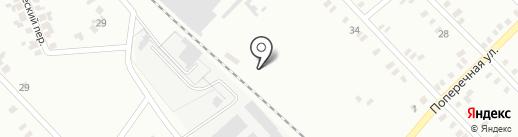 Триал Авто на карте Макеевки