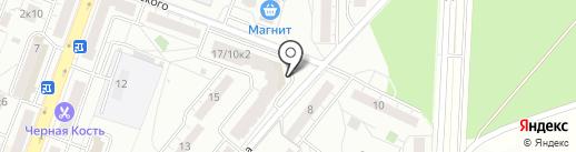 КАЛИНКА на карте Балашихи