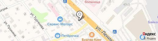 СанВар на карте Октябрьского