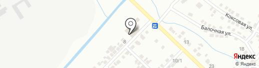 ПИТ-СТОП на карте Макеевки
