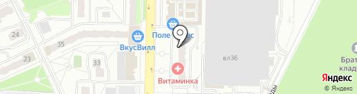 Альтер SPA на карте Балашихи