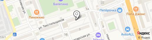 Банкомат, Сбербанк России на карте Октябрьского