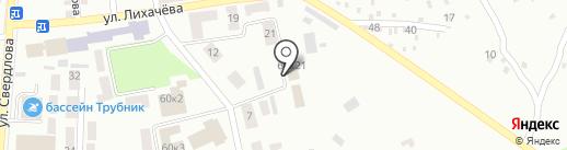 АВТОР ПЛЮС, компания систем безопасности на карте Макеевки