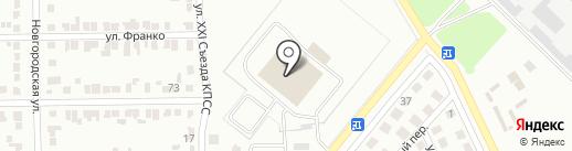 Макэлектротранс Макеевского городского совета на карте Макеевки