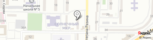 Детская городская клиническая стоматологическая поликлиника на карте Макеевки