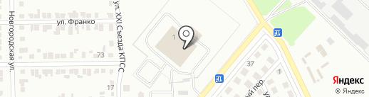 Макэлектротранс Макеевского городского совета, коммунальное предприятие на карте Макеевки