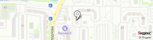 ИнТех на карте Балашихи