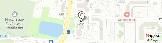 Это Cуши на карте Балашихи