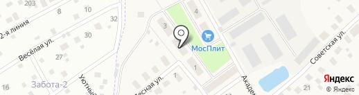 РемКомп на карте Долгого Ледово