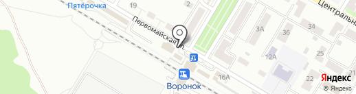 OFFICE на карте Щёлково