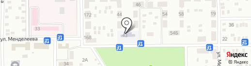 Детский сад №30 на карте Макеевки