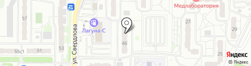 ArtPos на карте Балашихи
