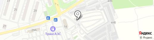 Олимп на карте Балашихи