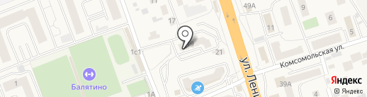 Ломбард-С на карте Октябрьского