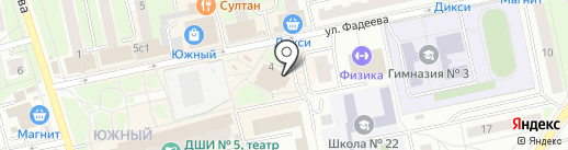 MONACO BAR на карте Балашихи