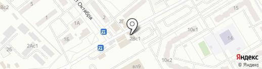 Пигмалион на карте Щёлково