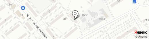 Super-IT на карте Щёлково