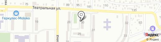 Телеателье, торгово-ремонтная фирма на карте Макеевки