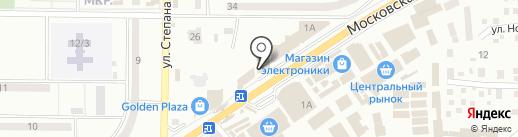 Техно Донбасс на карте Макеевки
