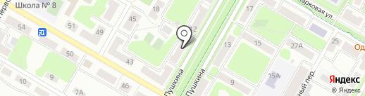 Великатес на карте Щёлково
