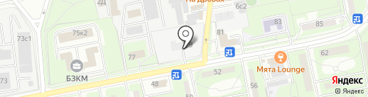 АртемСтрой на карте Балашихи